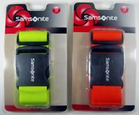 Samsonite Luggage Strap Belt Travel Accessory