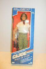 """1992 Hasbro G.I. Joe Hall Of Fame Basic Training Grunt 12"""" Action Figure Toy"""