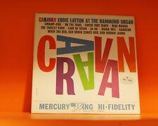 EDDIE LAYTON - CARAVAN / AT THE HAMMOND ORGAN - WING EX VINYL LP RECORD