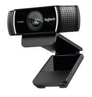 Logitech C922 Pro Stream Webcam 1080P Camera for HD Video Streaming & Recording