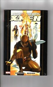 ULTIMATE COMICS, X-MEN VOL. 1, Marvel Comics, Hard Cover, SEALED (CC2)