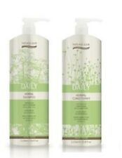 Natural Look Daily Herbal Shampoo & Conditioner 1L Duo with Pumps