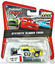 Disney World of Cars KMart Leak Less #52 Die-Cast Vehicle Synthetic Rubber Tires