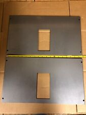 ALTEC Lansing Amplifier Front Panels (copy) X2 Pair Western Electric Motigraph