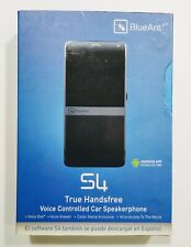 BlueAnt S4 Handsfree Voice Controlled Car Speakerphone A2DP Stereo Streaming
