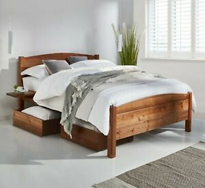 Handmade Wooden Traditional Country Bed by Get Laid Beds