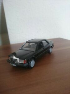 """Top!!! Mercedes 190 1:35 """"Made in Germany"""" Cursor Modell Modellauto"""