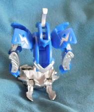 BAKUGAN Mechtanium Surge Blue WOLFURIO 790g w/Real Diecast