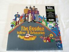 The Beatles Yellow Submarine Stereo LP 180g Vinyl Open Shrink Wrap Remastered!