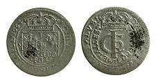 pcc1868)  POLONIA - Jan II Kazimierz Waza (1649-1668) - 1/3 di tallero 1664