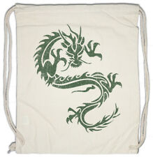 Tribal Chinese Dragon II Turnbeutel China Symbol Sign Tattoo Knot