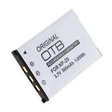 Originele OTB Accu Batterij Casio Exilim EX-Z6 - 500mAh Akku Battery