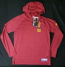 Under Armour Men's Cleveland Cavaliers Pullover Lightweigt Hoodie Sweatshirt S