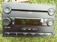 04-07 FORD FOCUS FREESTAR MONTERY 05-07 F-250/350 AMFM RADIO SINGL CD PLAYER MP3