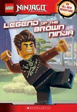 Legend of the Brown Ninja (LEGO Ninjago: Chapter Book)-ExLibrary