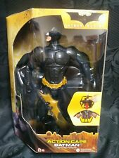 2005 Mattel Dc Batman Begins Action Cape Batman Figure