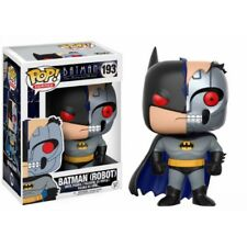 Funko Pop Vinyl DC Batman Robot Animated Series Figure Collectable Model No 193