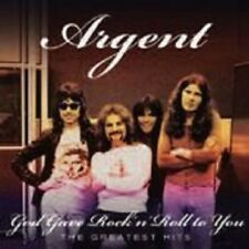 Argent God Gave Rock & Roll To You-Greatest Hits CD NEW SEALED Hold Your Head Up