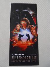 Star Wars - Episode III Revenge of the Sith Invitation