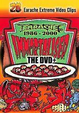 Immortalised - Earache 1986-2000 (Slimline DVD, 2008) BRAND NEW FACTORY SEALED