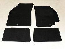 Nissan Pixo 2009-on Tailored Car mats Black/Black