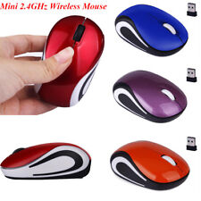 2.4 GHz 2000 DPI Mini USB Wireless Optical Mouse Mice For PC Laptop Notebook