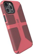 Speck Products CandyShell Pro Grip iPhone 12 Pro Max Case Raspberry Kiss Red/...