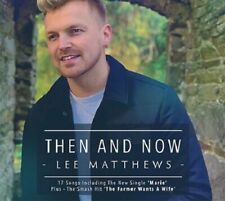 Lee Matthews – Then And Now cd new and sealed