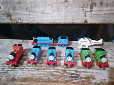Ertl/mattel Thomas The Train Limited  diecast/magnets lot
