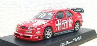 1/64 Kyosho Alfa Romeo 155 V6 Ti #7 diecast car model