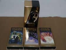 STAR WARS TRILOGY Original VHS Box SPECIAL EDITION THX