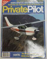 Private Pilot Magazine No Fuss Transportation October 1988 FAL 060515R2