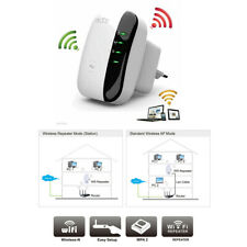 300Mbps Wifi Repeater Wireless N 802.11 EU Plug Router Signal ~GN