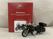 2020 Hallmark 1980 Gl1100 Gold Wing Interstate Honda Motorcycle Ornament *Nib*