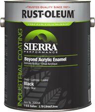 "New listing Sierra Performance Beyondâ""¢ Acrylic Enamel- Black, 1-Gallon"