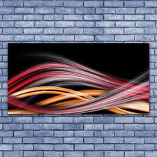 Impression sur verre acrylique Image Tableau 140x70 Art Art Abstrait