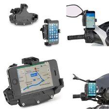 PINZA UNIVERSALE MOTO PORTA SMARTPHONE GIVI SMART CLIP S920L MANUBRI TUBOLARI
