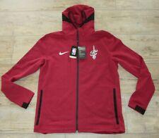 Authentic Cleveland Cavaliers Nike Sideline Hoodie Jacket MSRP $100 Men's Large