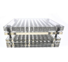 100 Hole Manual Capsule Machine Size 2 with Instructional DVD