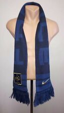 Football scarf soccer FC France National Team UEFA Nike jersey Double Sided FFF