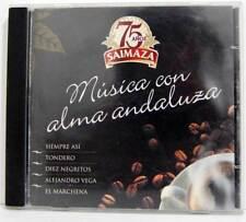 Música con Alma Andaluza. CD promocional 75 Años Saimaza