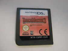 TOUCHMASTER TOUCH MASTER 3 ds game only