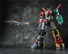 Titan Power TP-01 Golion Beast Lion King Golion Chogokin Voltron Figure w/ LED