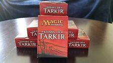 1 Empty Deck Box - KHANS OF TARKIR - NM/SP Condition - Magic MTG FTG