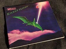 Jefferson Airplane Early Flight 1st UK Press Grunt  APL 1-0437 Gatefold
