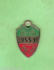 SOUTH SYDNEY JUNIOR  RUGBY LEAGUE  CLUB MEMBER BADGE 1984 #9551  ASSOCIATE
