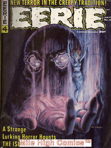 EERIE MAGAZINE (1965 Series)  (WARREN) #4 Very Good