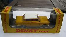 DINKY 133 FORD CORTINA USA EXPORT EXCELLENT ORIGINAL & VERY GOOD ORIGINAL BOX .