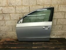 VW PASSAT B6 05-10 FRONT PASSENGER SIDE DOOR IN SILVER