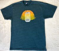 10 Barrel Brewing Co Men's Endless Beer T Shirt size Large by American Apparel